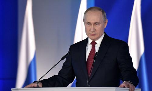 Путин поручил обеспечить рост доходов населения в отстающих регионах
