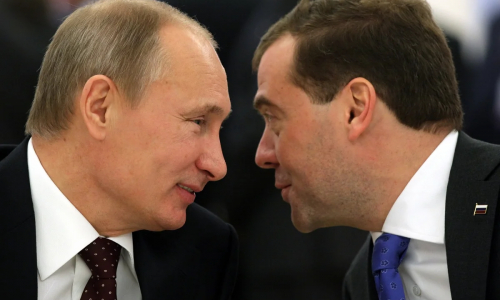Медведев рассказал об отношениях с Путиным