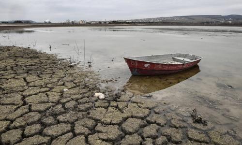 Климатолог дал неутешительный прогноз по водоснабжению Крыма