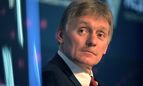 В Кремле не получали запроса от Зеленского на переговоры с Путиным