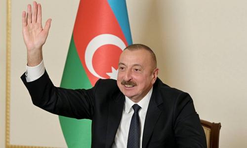 Алиев допустил мирное соглашение с Арменией