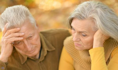 Названы основные признаки старческих болезней