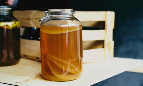 Чайный гриб: какие побочные эффекты он имеет