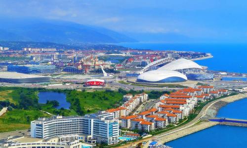 Отдых в Сочи подорожал на 112% после закрытия Турции