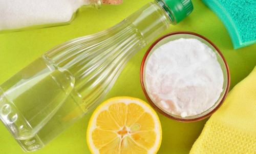 Вода, сода и лимон – напиток, который «вымывает жир» из организма