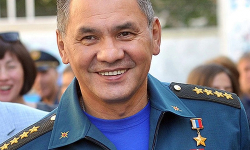 Шойгу объяснил присвоение ему звания Героя России