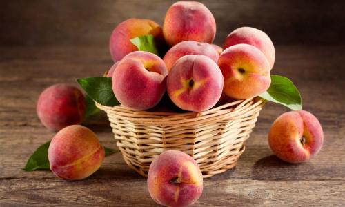 Персики. Польза и вред