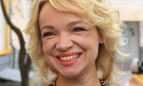 Цымбалюк-Романовская не стала опровергать слухи о своей беременности
