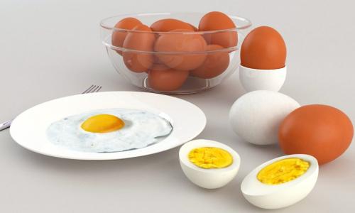 Названы положительные свойства яиц