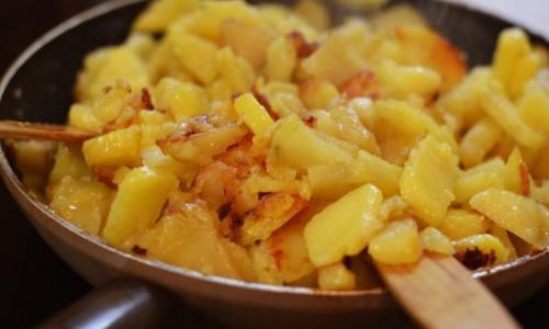 Жареная картошка вред и польза
