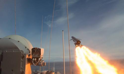 Пентагон увидел угрозу в российских гиперзвуковых ракетах «Циркон»