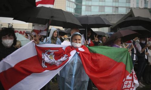 В Белоруссии ликвидируют несколько правозащитных организаций