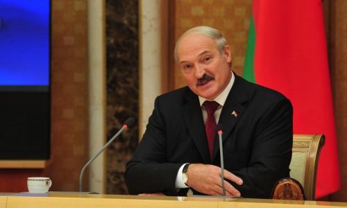 Как Лукашенко развлекается на выходных – фото