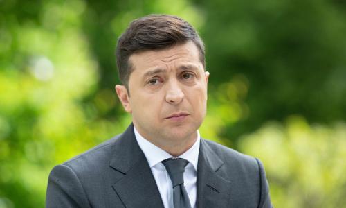 Зеленский отказался уходить с поста президента