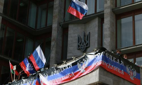 Названы украинские города, желающие присоединиться к России
