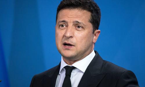 Зеленский признался в бессмысленности вопросов о вступлении Украины в ЕС