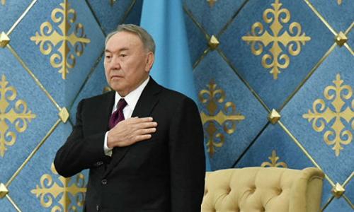 Назарбаев попросил прощения у народа Казахстана