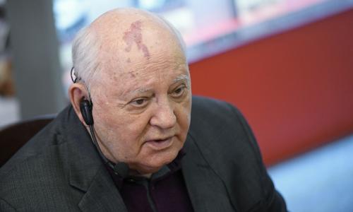 Михаил Горбачев продает баварскую виллу с видом на Альпы