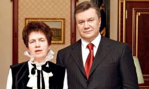 Куда исчезла жена Януковича? Упадёте, когда узнаете